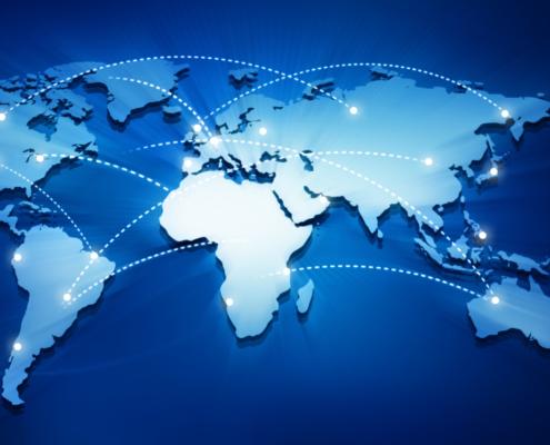 Unsere weltweiten Kontakte im Headhunting