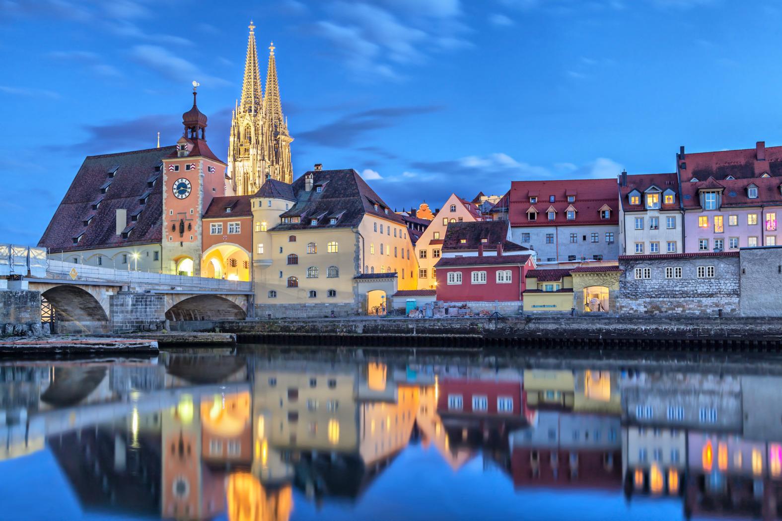 Regensburg Bavaria Headhunter Höfele